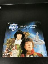 Doctor Who The Ark in Space BBC Laser Disc Jon Pertwee Elisabeth Sladen Insert