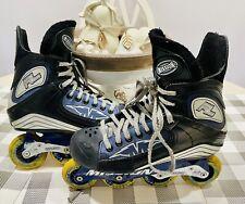New listing Mission Proto Violator Hi-Lo Inline Hockey Skate Roller Blades. Size 8.