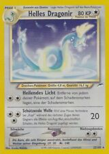 Helles Dragonir / Light Dragonair - 22/105 Neo Destiny - Rare DE NM Pokemon
