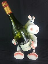 Resin Wine Bottle Holder Carton Animal Desig For Shop/Restaurant/Home/Gift #129