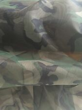 """Mosquito no-see-um netting/net 54"""" wide x 5 yards long, color CAMO, by Skeeta"""