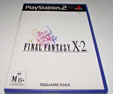 Final Fantasy X-2 PS2 PAL *Complete*