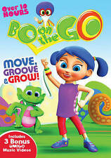 Bo on the Go: Move, Groove, & Grow! DVD, 2014, New, Over 10 Hours