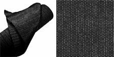 Heavy Duty Grade Sun Shade Outdoor Fabric, Coolaroo, Black, Size 6'x15 NIB!!