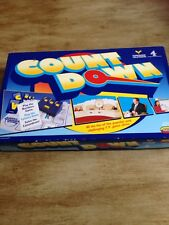 "GREAT FUN FAMILY GAME ""COUNTDOWN"" BY SPEARS - FROM CHANNEL 4 TV SHOW 1997"