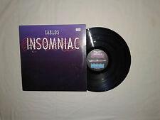 "Carlos Alomar – Insomniac -Disco Mix 12"" 33 Giri Vinile USA 1987 House-Funk"