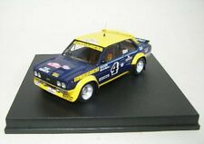 Fiat 131 Abarth N° 4-Rally Monte Carlo 1977