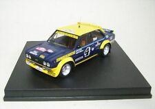Fiat 131 Abarth No. 4-Rally Monte Carlo 1977