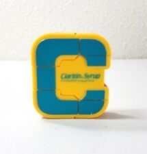 Vintage Claritin Syrup Transformer Robot Advertising Toy