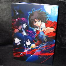 KARA NO KYOUKAI THE GARDEN OF SINNERS ANIME ART BOOK NEW