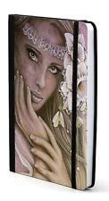 Angel Eyes. Jessica Galbreth. Journal/Notebook Fabric Hard covered.