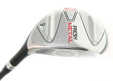 Founders Fresh Metal 24 Degree  # 9 Fairway Wood Regular Flex  Right Handed