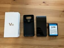 LG V20 - 64GB - Titan (Sprint) Smartphone with Extra Battery