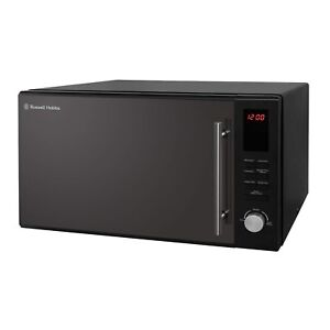 Russell Hobbs RHM3003B 30L Digital Combination Microwave Oven - Black