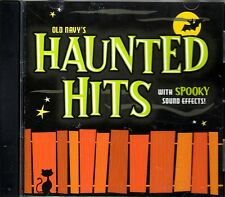 OLD NAVY'S HALLOWEEN HAUNTED HITS & SPOOKY SOUND EFFECTS EFFECTS PARTY MIX! RARE
