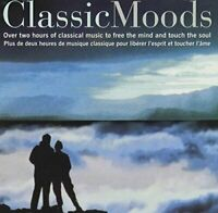 Classic Moods -Two Hours Of Music To Free The Mind And Touch The Soul (CD, 1996)