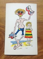 Kardorama Postcard Comic / Seaside Humour K1. Free UK Postage