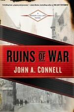 Ruins Of War by J. Connell (2015) Fiction - Post WWII Germany, Military Thriller