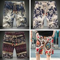 Men's Casual Shorts Beach Shorts Cotton Fashion 1Pcs Mens Shorts Summer