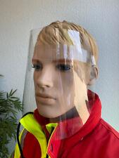 Faceshield Gesichtsvisier - Gesichtsschild Face shield - Visier Maske - Brille