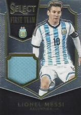 2015 Panini Select Soccer 'First Team' - Blue, Orange, Silver, Red and Purple