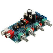 HIFI NE5532 OP-AMP Preamplifier Amplifier Volume EQ Tone Control Board