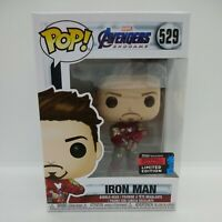 Funko Pop Marvel Avengers Endgame Iron Man Fall Convention Limited Edition 529