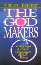 The God Makers by Dave Hunt and Ed Decker (1984, Paperback)
