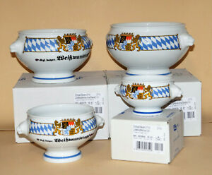 Weißwursttopf, verschiedene Größen, Orginal Seltmann Weiden, Made in Germany