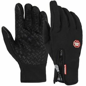 Gloves Unisex Winter Thermal Warm Bicycle Ski Outdoor Camping Hiking Motorcycle