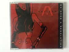 1187 AALIYAH FEAT. TIMBALAND WE NEED A RESOLUTION CD SINGLE