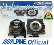 Alpine SXE-1025S Altoparlanti Coassiali 2 Vie 10 cm 180 Watts Coppia Casse