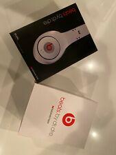 Brand New Beats by Dr. Dre Studio Wired Headband Headphones Free White NIB