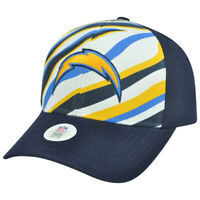 NFL San Diego Chargers Martin Adjustable  Curved Bill Constructed Hat Cap