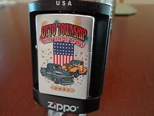 OTTO CAR VINTAGE SHOW TRUCKS 2007 LIMITED EDITION 063/100 ZIPPO LIGHTER MINT