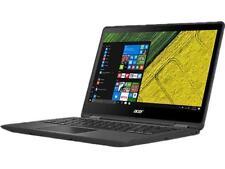 "Acer SP513-52N-552K 13.3"" Laptop Intel Core i5 8th Gen 8250U (1.60 GHz) 8 GB Mem"
