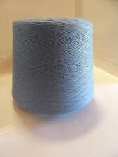 Machine knitting yarn Sky Blue