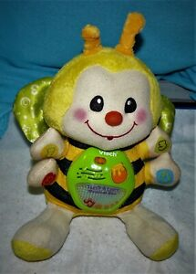VTech Touch and Learn Musical Bee Yellow Educational Infant Toddler Learning Toy