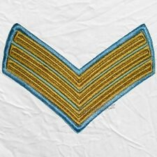 The Beatles Sgt Pepper Chevrons Rank Embroidered Patch Suit Costume Ringo Starr