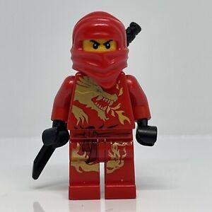 Lego Minifigure Kai DX njo009 Ninjago 2507, 2254, 2518 Mini Figure