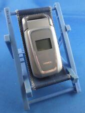 Siemens CF62 CF 62 Silber Original Zustand  Handy Kult Phone Telefon Defekt