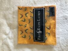 Polo Ralph Lauren Silk Pocket  Square
