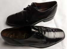 Grenson Shoes Black Lace up Series S UK 7.5 F Standard