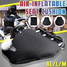 Motorcycle 3D Comfort Seat Cover Cushion Non-slip Tourtecs Air Met Mesh Design