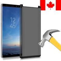 PRIVACY ANTI-SPY TEMPERED GLASS SCREEN PROTECTOR FOR SAMSUNG GALAXY NOTE 9