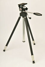 Minette A1 Vintage Lightweight Aluminium Tripod With Geared Pan Tilt Head