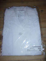 ROYAL NAVY WOMANS WHITE SHORT SLEEVE BLOUSE VARIOUS SIZES RN ISSUE