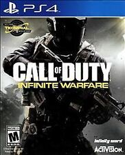 Call of Duty: Infinite Warfare (Sony PlayStation 4, 2016)