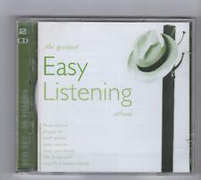 (HW926) The Greatest Easy Listening Album, 36 tracks - 2004 double CD