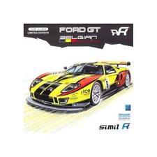 Jill Simil R 1/24 Ford Gt Gt1 Belge #9 Fia Gt 2011 [141104]